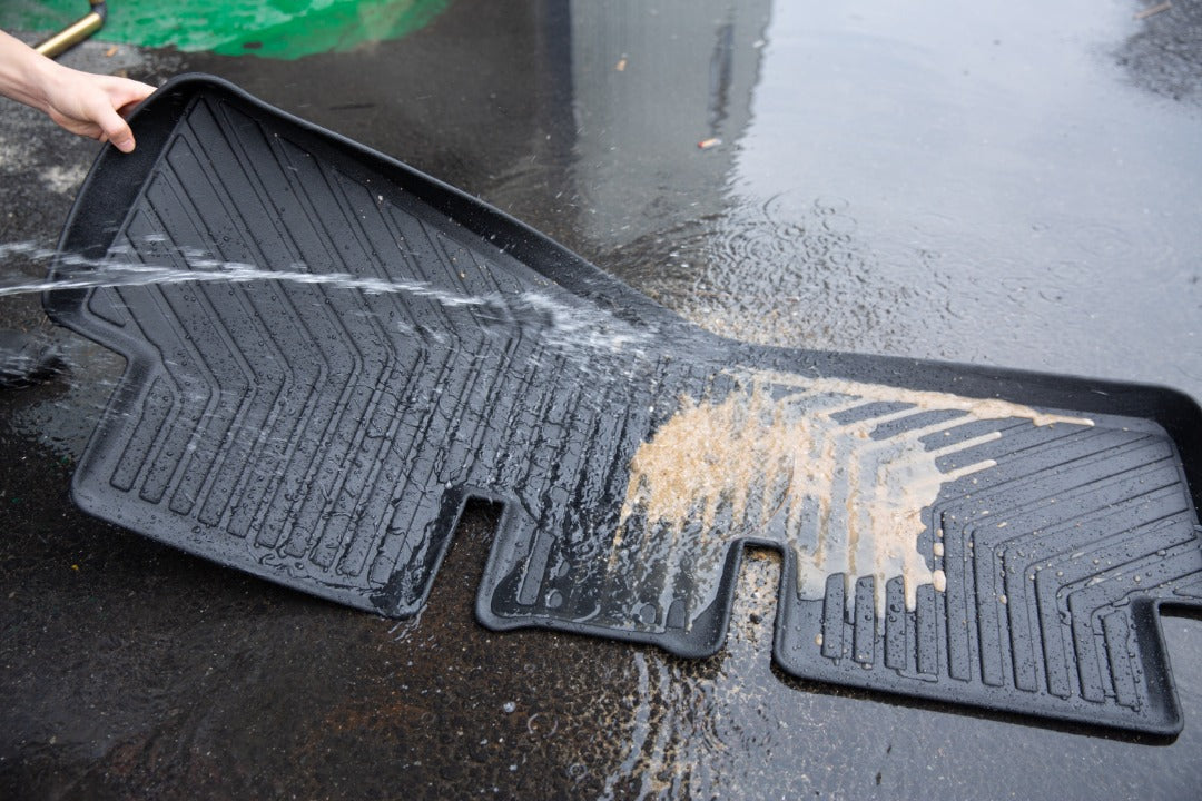 EV Tuning All-Weather Floor Liners for Tesla Model 3EV TuningEV Tuning