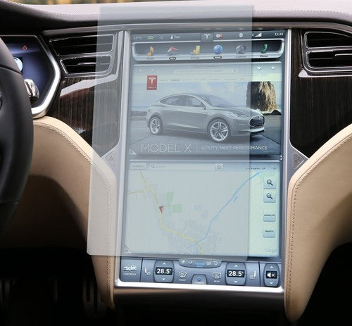 Screen Protectors for Tesla Model S and Model X