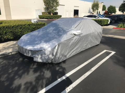 Tesla Model 3 Indoor/Outdoor Car CoverIntro-Tech AutomotiveEV Tuning
