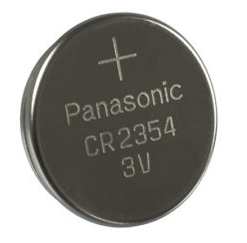 Tesla Model X Panasonic CR2354 Key Fob Battery