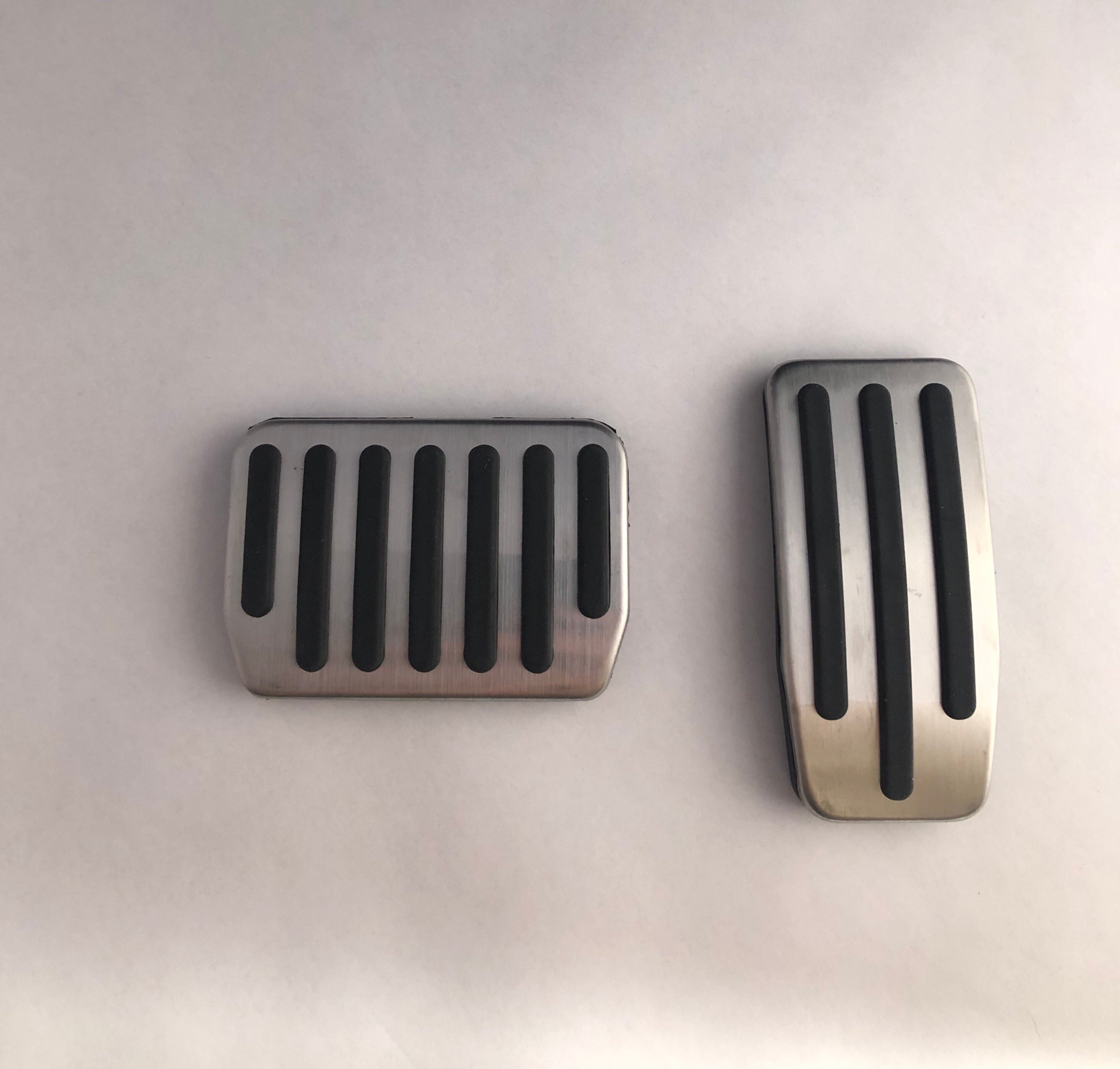 Tesla Model 3 Pedal Set Aluminum and RubberEV TuningEV Tuning