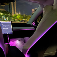 2018-2020 Model 3 Ambient Lighting Kit V3