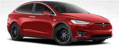 "Tesla Model X 19"" Winter Wheel and Tire PackagesTSWEV Tuning"
