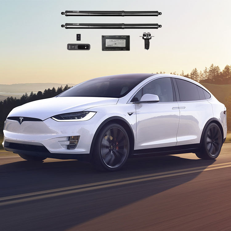 Hansshow Model X Power FrunkEV TuningEV Tuning