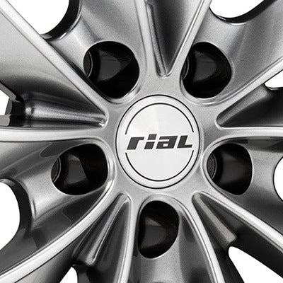 Tesla Model S Winter Wheel and Tire Package with Rial Wheels and Michelin X-Ice TiresRialEV Tuning