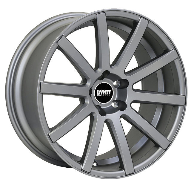 "VMR V702 Tesla Model S 20"" Square Wheel/Tire SetVMR WheelsEV Tuning"