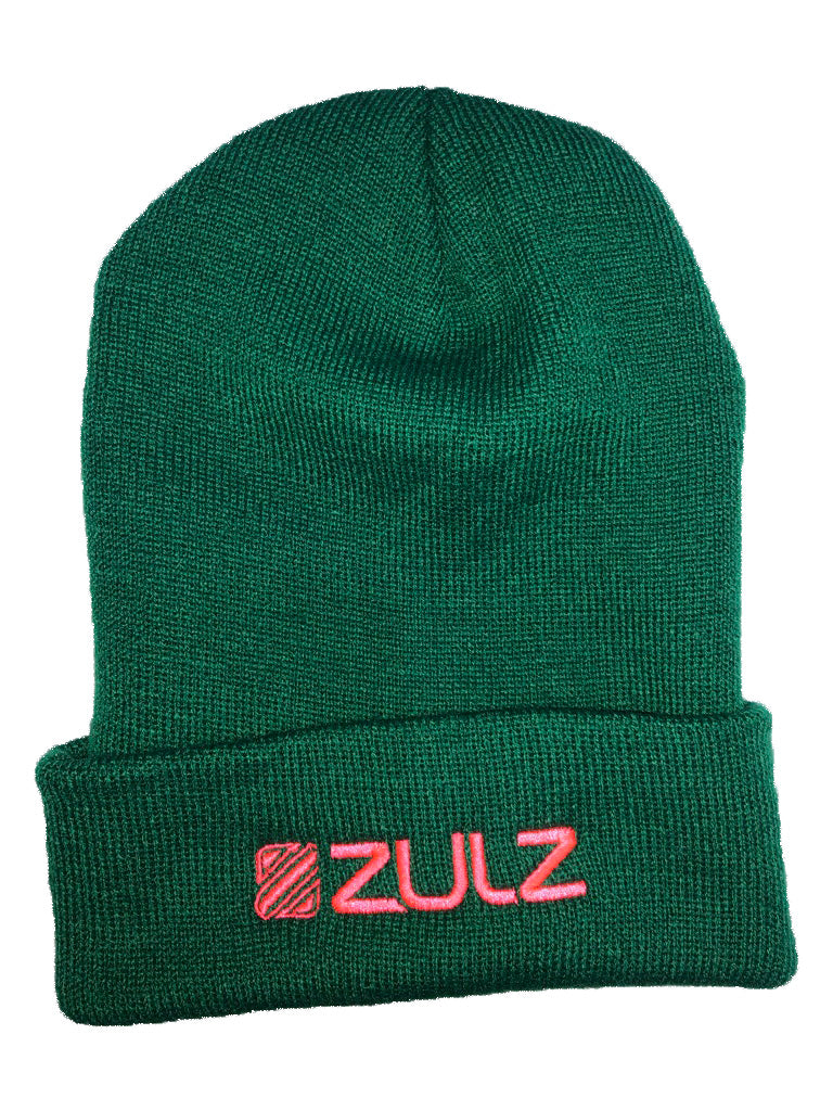 Roll Up ZULZ Beanie - ZULZ