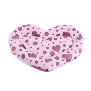 Lovely Dreams Heart Pillow - the-cavy-closet