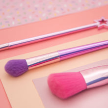 """Shooting Star "" Mineral Shimmer Powder and magic wand makeup brush by Em and Liz"
