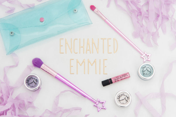 Enchanted Emmie Collection - Natural Play Cosmetics