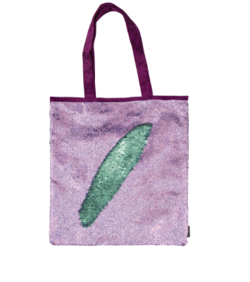 Magic sequin Holographic Tote Bag