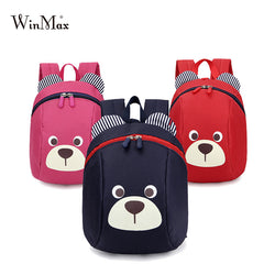 WinMax Anti-lost Kids Cute Bear backpack
