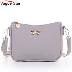 Vogue Star Vintage Cute Bow Small Handbag Purse