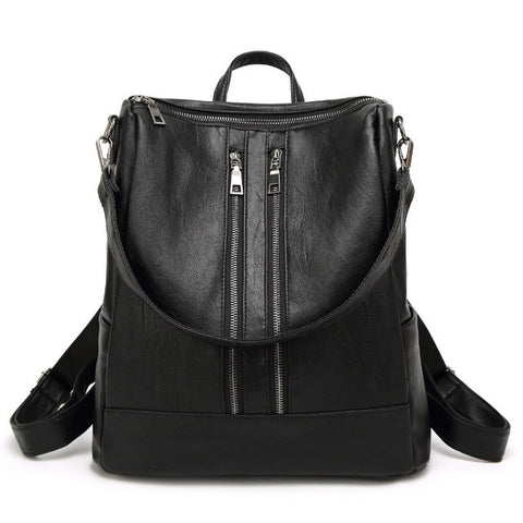 Tinkin New Arrival Spring Women Leather Backpack