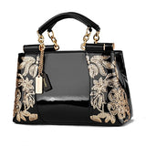 Nevenka Luxury Evening Embroidery Handbag with Sequins Tote Purse