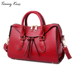 Tonny Kizz luxury leather ladies Crossbody Bag Purse