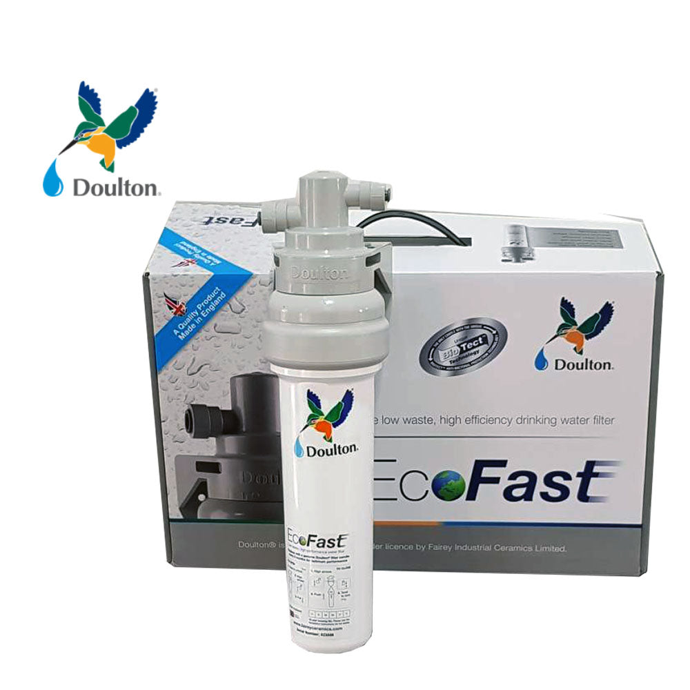 unboxing: Doulton Ecofast Biotect Ultra under counter system
