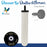 Doulton SPC 8404 Supercarb Ceramic Water Filter Candle, *Long thread mount