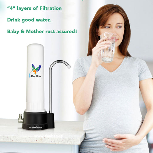 Doulton HCP Biotect Ultra Natural, Healthy, Finest Great Tasting Drinking Water System