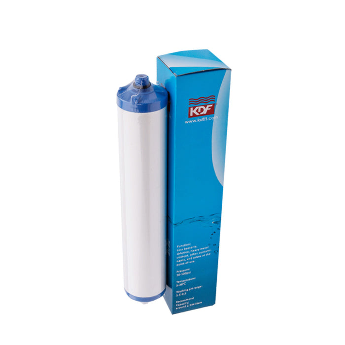 [FREE 1X EXTRA KDF Water Treatment Water Filter Cartridge] Doulton HIP2 KDF + Biotect Ultra Natural, Healthy, Finest Great Tasting Drinking Water System [Under Counter]