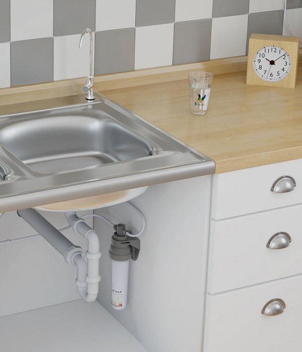 Doulton EcoFast & Ultracarb (Complete System with Pillar Tap) *Free 1X Time Standard Installation