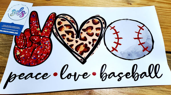 Peace*love*baseball