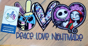 Peace Love Nightmare