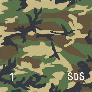 Army/Camo Collection Prints
