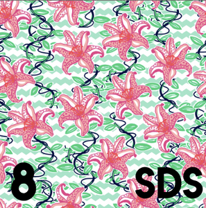 Fancy Tropical Print Collection