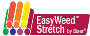 Siser Easyweed Stretch 12x15 sheets