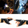 "Super ""Handy"" Handy Flashlight Gloves!"