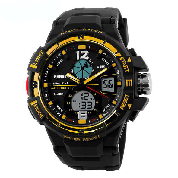 CIC Team (Combat Information Center) Tactical Watch