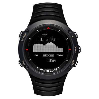 Men's sport Digital Watch 9 Functions!
