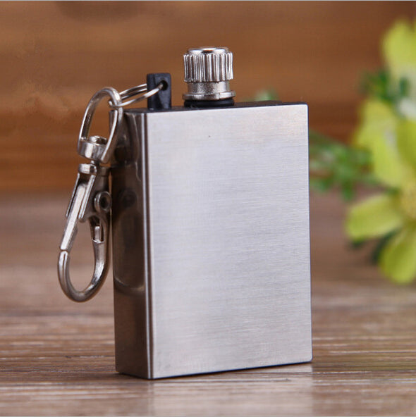 Waterproof Windproof Emergency Lighter Survival Tool Kit