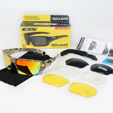 Polarized Tactical-Military Sunglasses