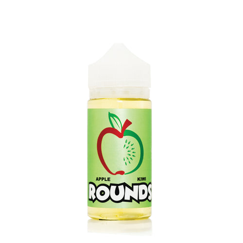 Rounds Apple Kiwi