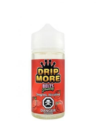 Drip More Belts Strawberry