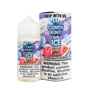 Candy King On Ice - Strawberry Watermelon