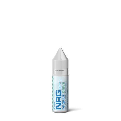 NRG CRYO Salt 15ml - Drive - CLEARANCE