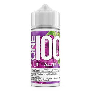 One 100 – Flossin Series – Grape