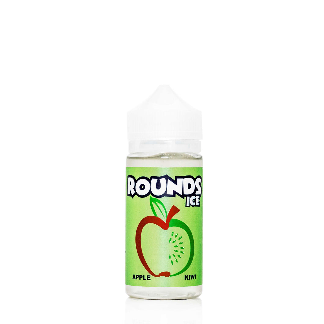 Rounds Ice Apple Kiwi