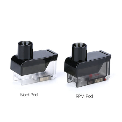 SMOK Fetch Mini Empty Pod Cartridge 2ml/3.7ml 2pcs