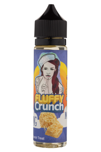 Fluffy Crunch by Fluffy E-liquid
