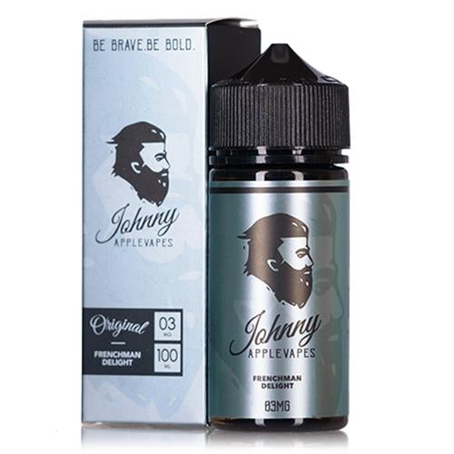 Johnny Apple Vapes Frenchman Delight - CLEARANCE