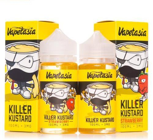Vapetasia Killer Kustard Bundle