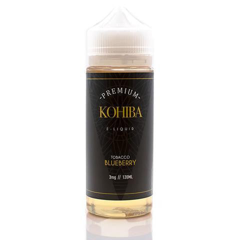 Kohiba Eliquid Blueberry Tobacco