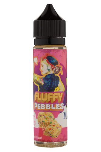 Fluffy Pebbles by Fluffy E-liquid