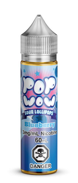 PopWow Blueberry