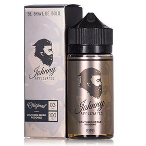 Johnny Apple Vapes Southern Bread Pudding