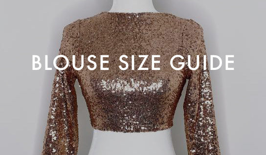 Blouse Size Guide